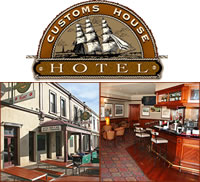Customs House Hotel - Accommodation Kalgoorlie