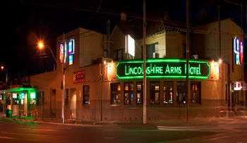 Lincolnshire Arms Hotel - Accommodation Kalgoorlie