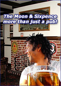 Moon and Sixpence British Pub - Accommodation Kalgoorlie