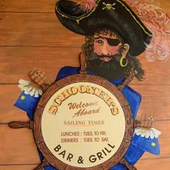 Schooners Bar  Grill - Accommodation Kalgoorlie