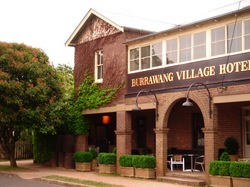 Burrawang Village Hotel - Accommodation Kalgoorlie