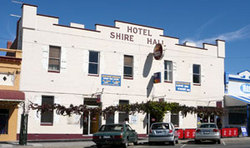 Shire Hall Hotel - Accommodation Kalgoorlie