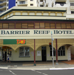 The Barrier Reef Hotel - Accommodation Kalgoorlie