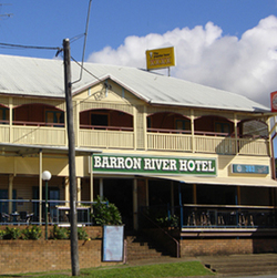 Barron River Hotel - Accommodation Kalgoorlie