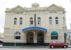 The London Hotel - Accommodation Kalgoorlie