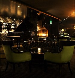 Trademark Hotel Lounge Bar and Piano Room - Accommodation Kalgoorlie