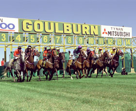 Goulburn and District Racing Club - Accommodation Kalgoorlie