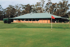 Echunga Golf Club Incorporated - Accommodation Kalgoorlie