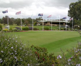 Tocumwal Golf Club - Accommodation Kalgoorlie