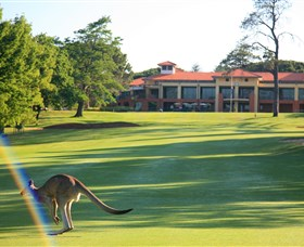 Royal Canberra Golf Club - Accommodation Kalgoorlie