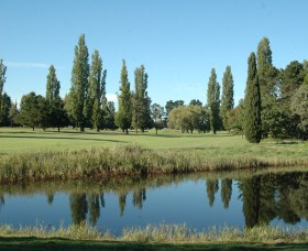 Goulburn Golf Club - Accommodation Kalgoorlie