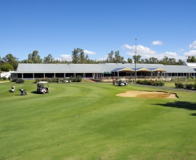 Yarrawonga Mulwala Golf Club Resort - Accommodation Kalgoorlie