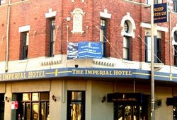 Imperial Hotel - Accommodation Kalgoorlie