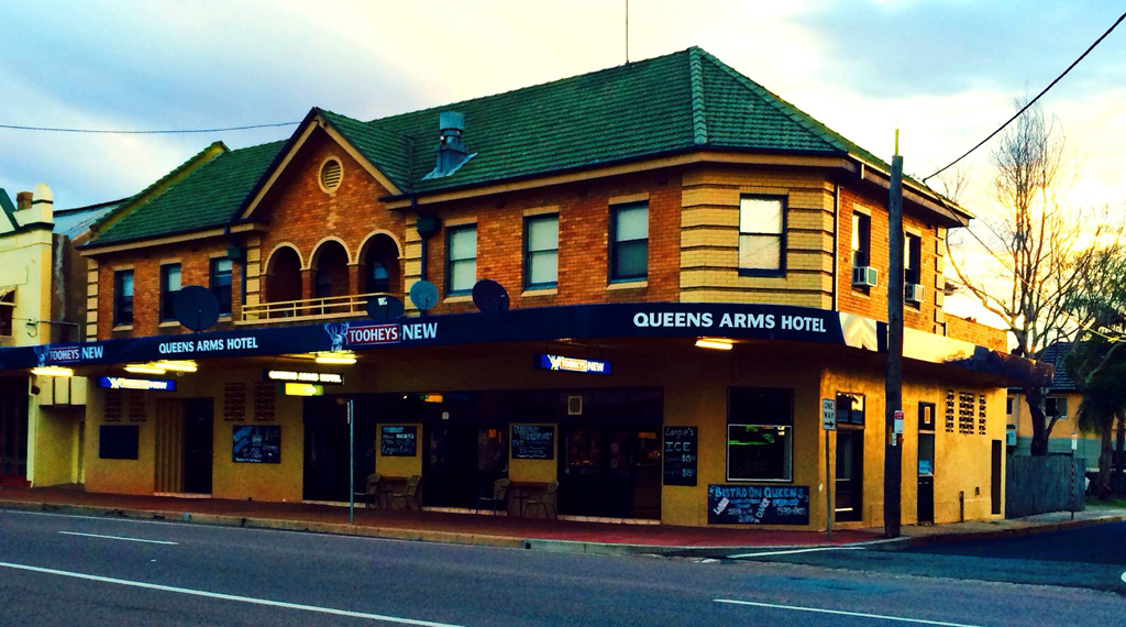 Queens Arms Hotel - Accommodation Kalgoorlie