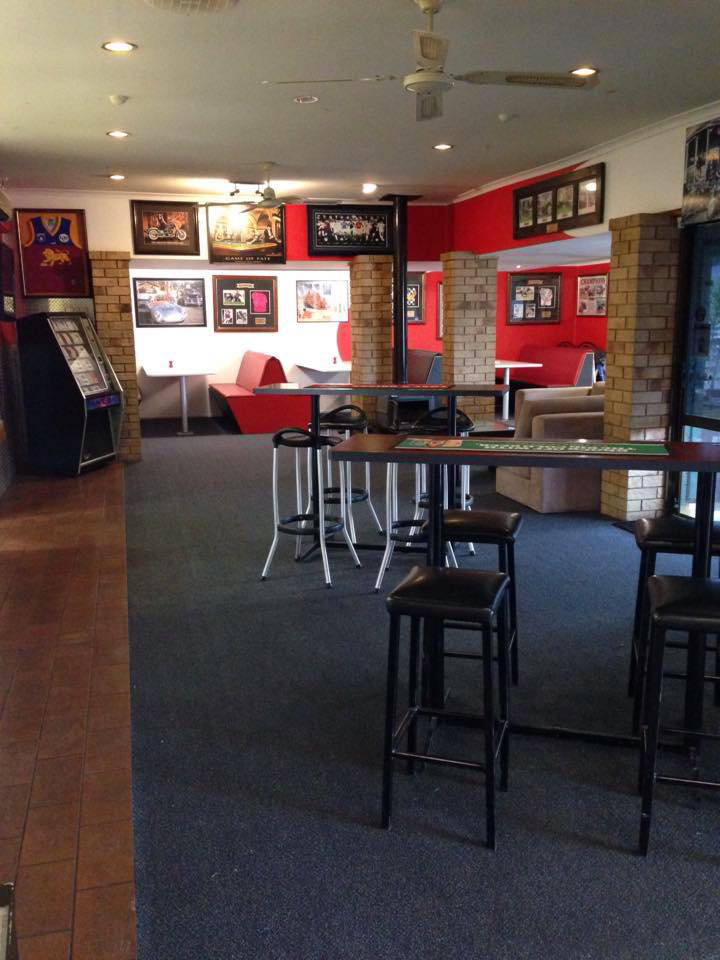 The Back Page Sports Bar  Grill - Accommodation Kalgoorlie