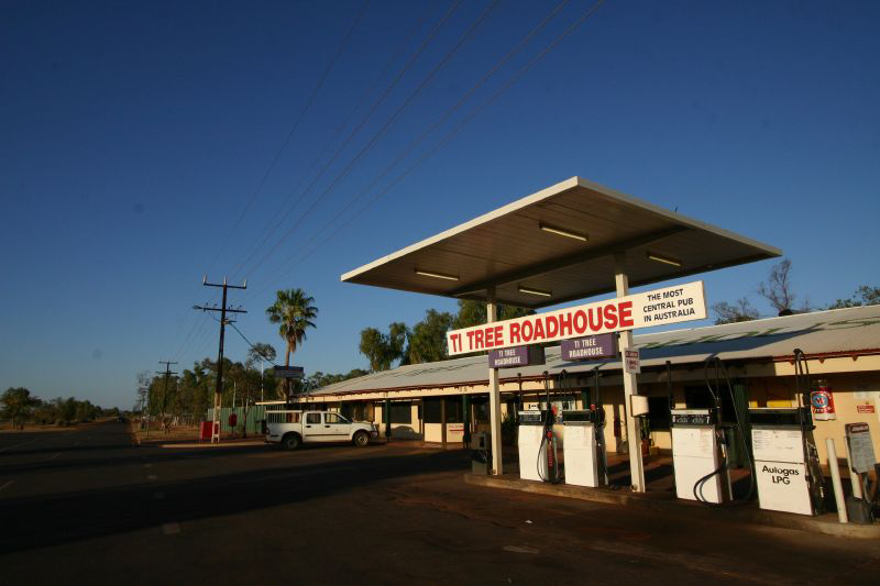 Ti Tree Roadhouse - Accommodation Kalgoorlie