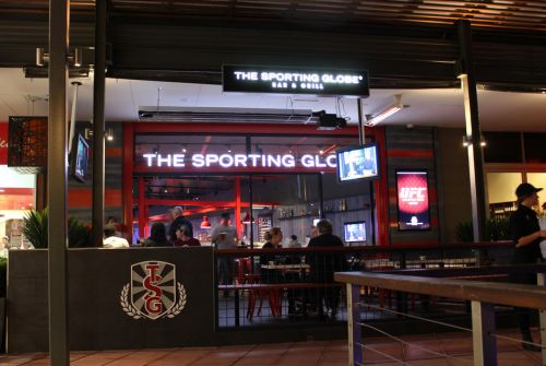 The Sporting Globe Bar amp Grill - Accommodation Kalgoorlie