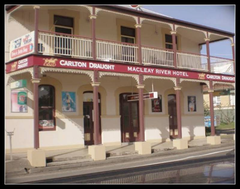 Macleay River Hotel - Accommodation Kalgoorlie