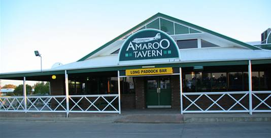 Amaroo Tavern - Accommodation Kalgoorlie