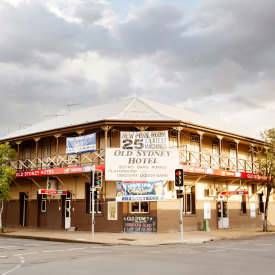 Old Sydney Hotel - Accommodation Kalgoorlie