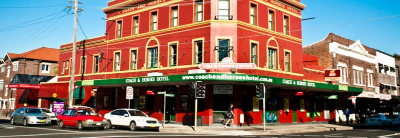 The Coach  Horses Hotel - Accommodation Kalgoorlie