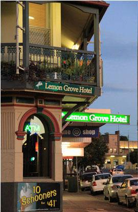 Lemon Grove Hotel - Accommodation Kalgoorlie