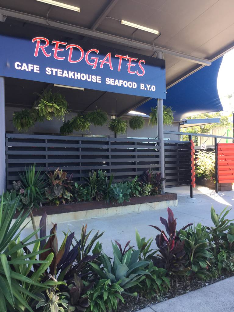 Redgates Caf Steakhouse Seafood - Accommodation Kalgoorlie