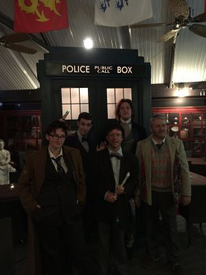 Dr Who Quiz Night - Accommodation Kalgoorlie