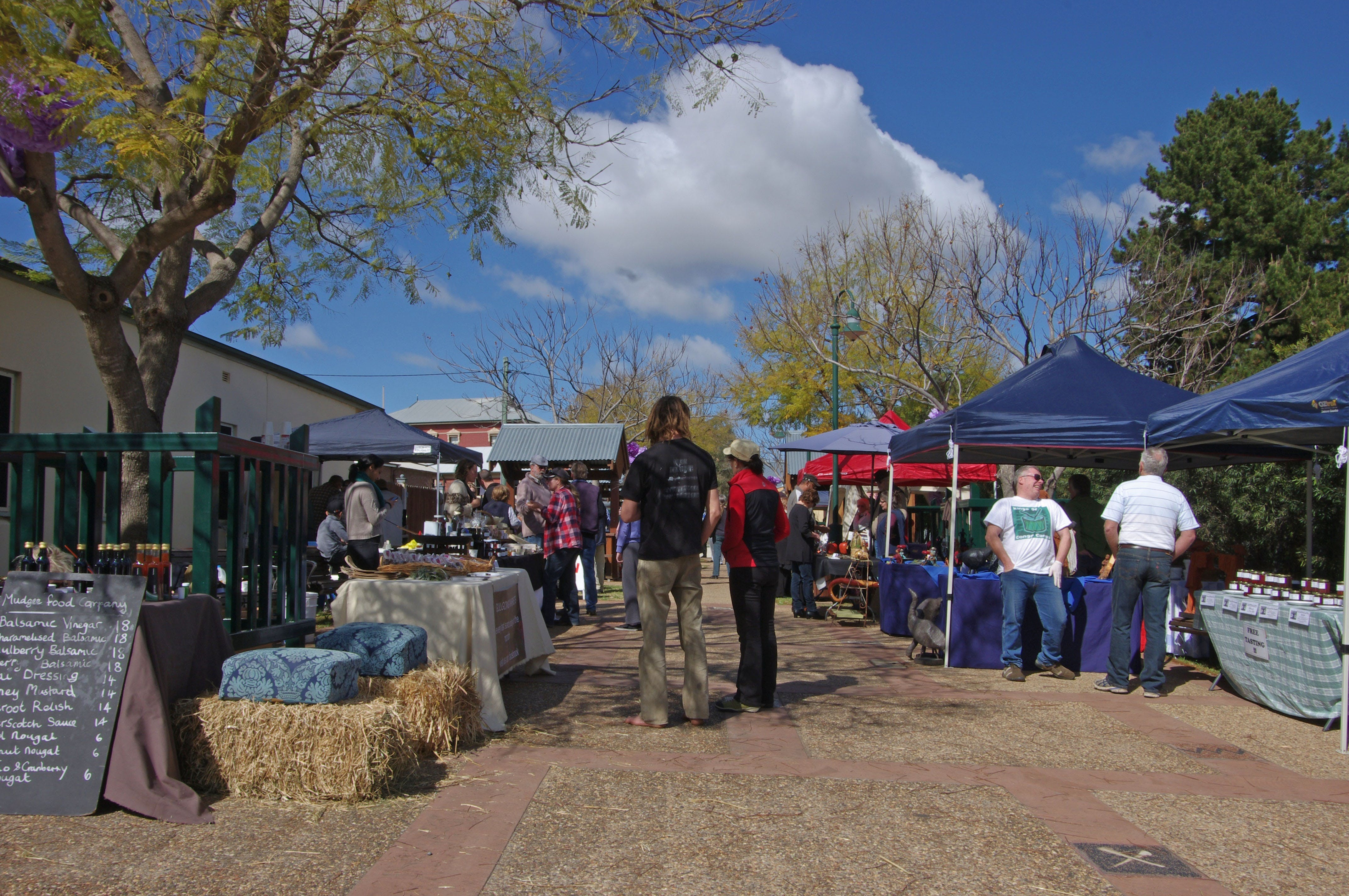 Gulgong Markets - Accommodation Kalgoorlie