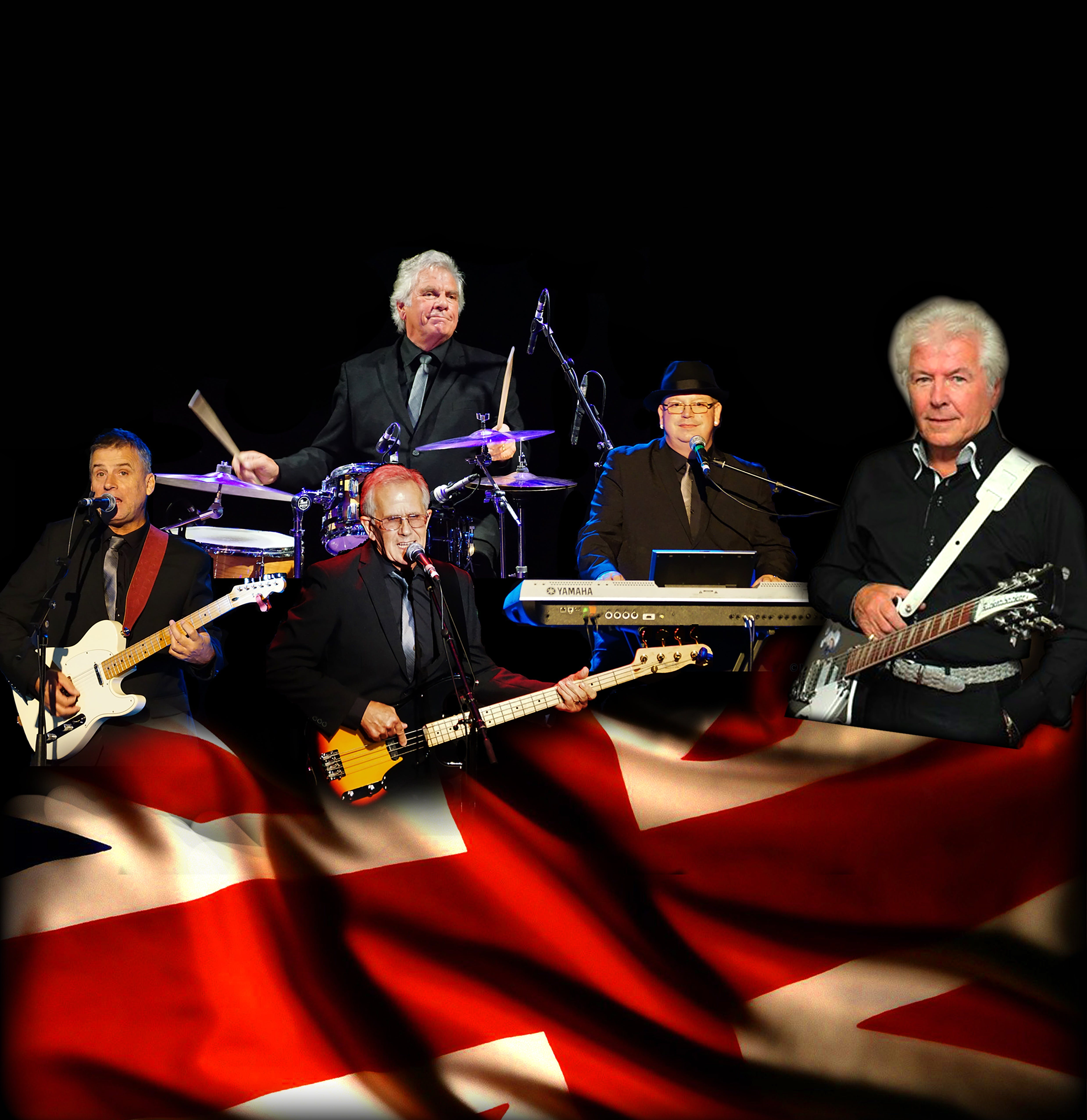 Herman's Hermits with Special Guest Mike Pender - The Six O'Clock Hop - Accommodation Kalgoorlie