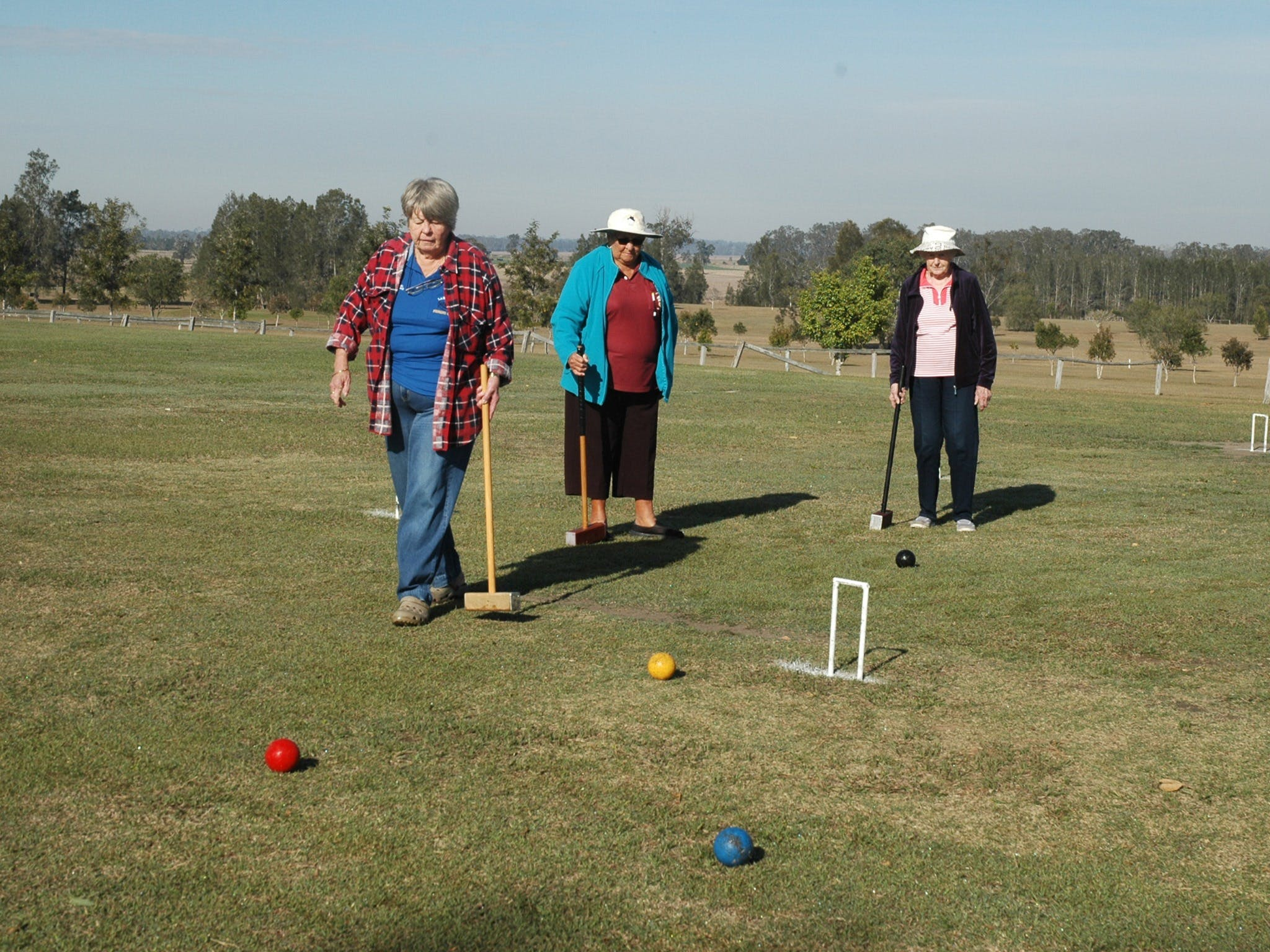 Lawrence Croquet Club - Accommodation Kalgoorlie
