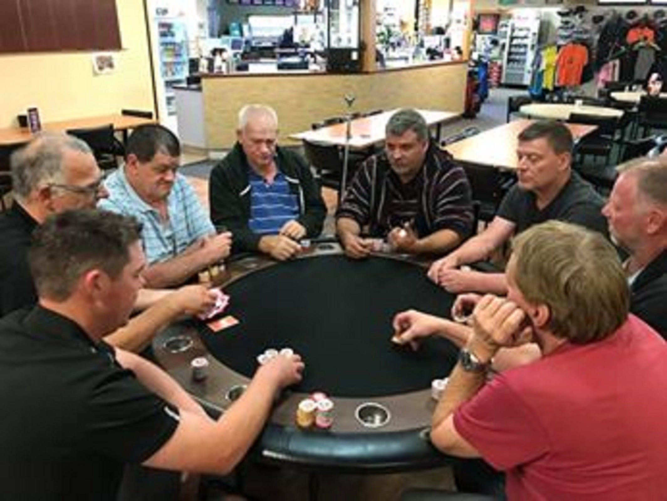Numurkah Golf and Bowls Club - Poker Wednesday - Accommodation Kalgoorlie