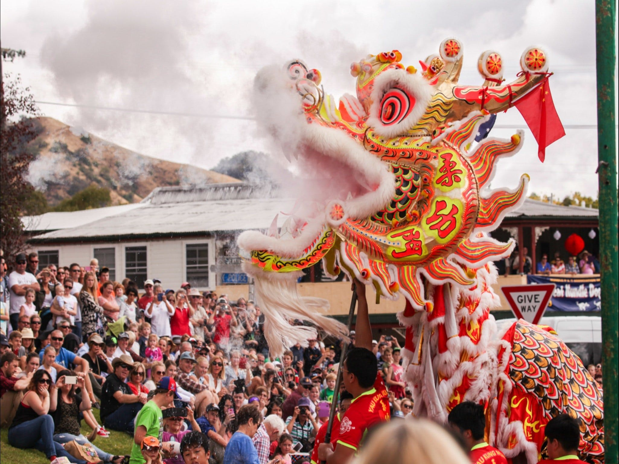 Nundle Go For Gold Chinese Easter Festival - Accommodation Kalgoorlie