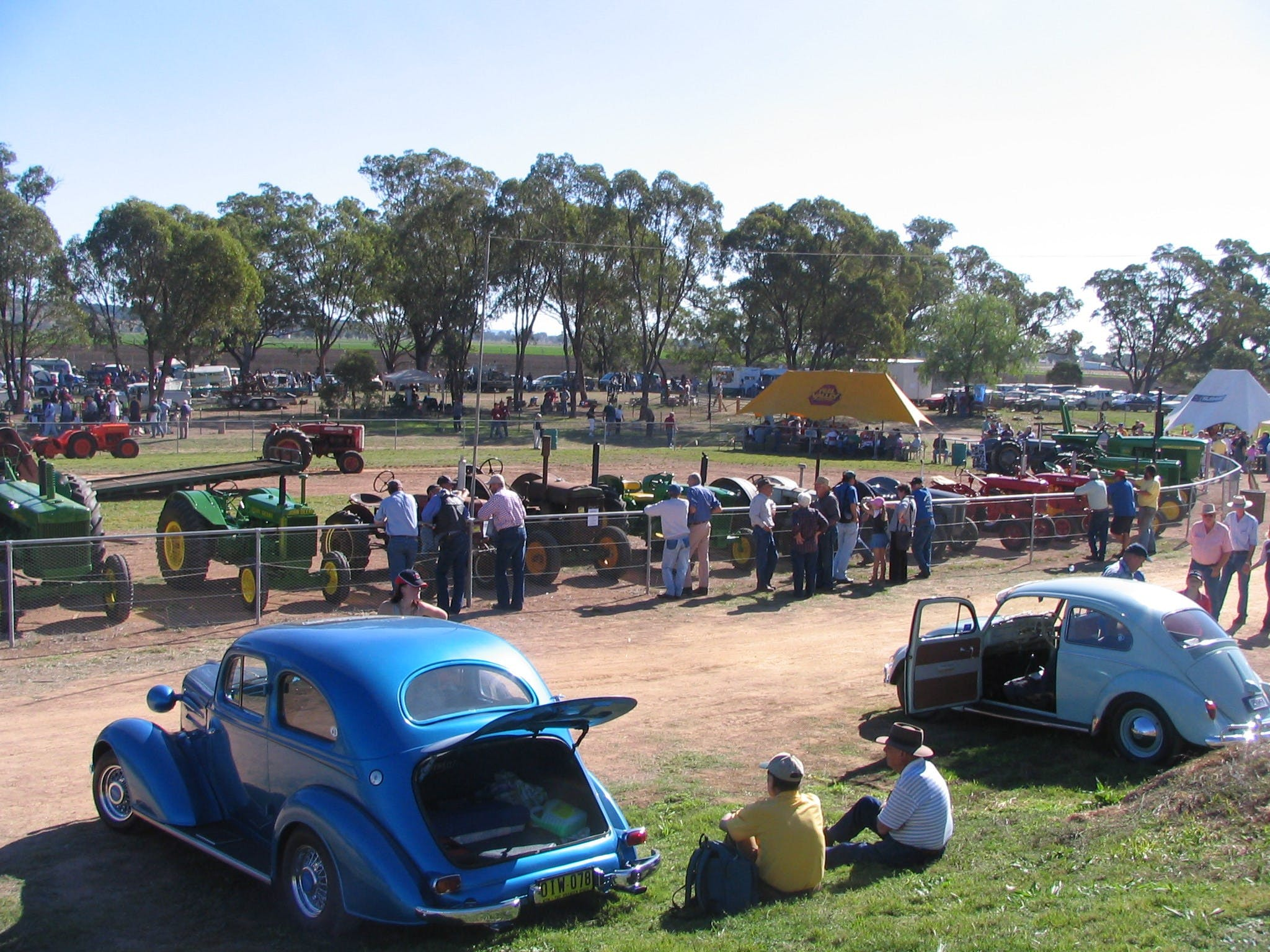 Quirindi Rural Heritage Village - Vintage Machinery and Miniature Railway Rally and Swap Meet - Accommodation Kalgoorlie