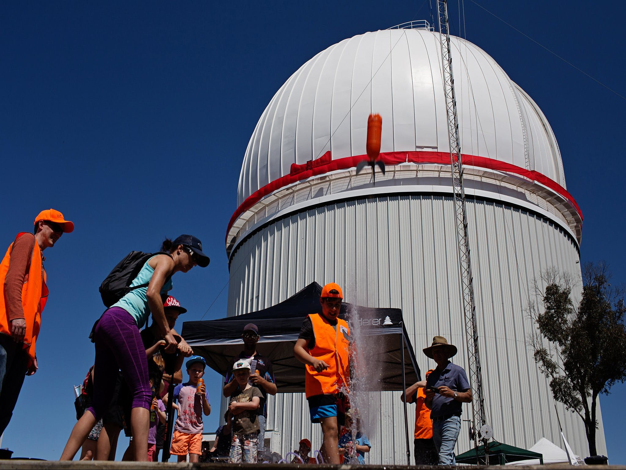 Siding Spring Observatory Open Day - Cancelled due to COVID 19 - Accommodation Kalgoorlie