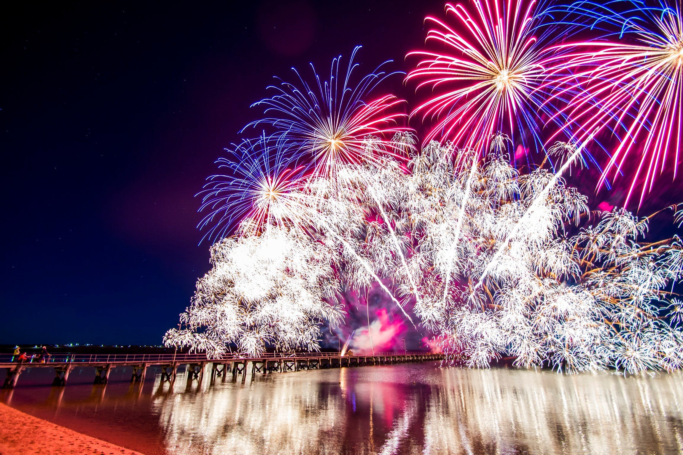 Streaky Bay New Years Eve Children's Festival and Fireworks - Accommodation Kalgoorlie