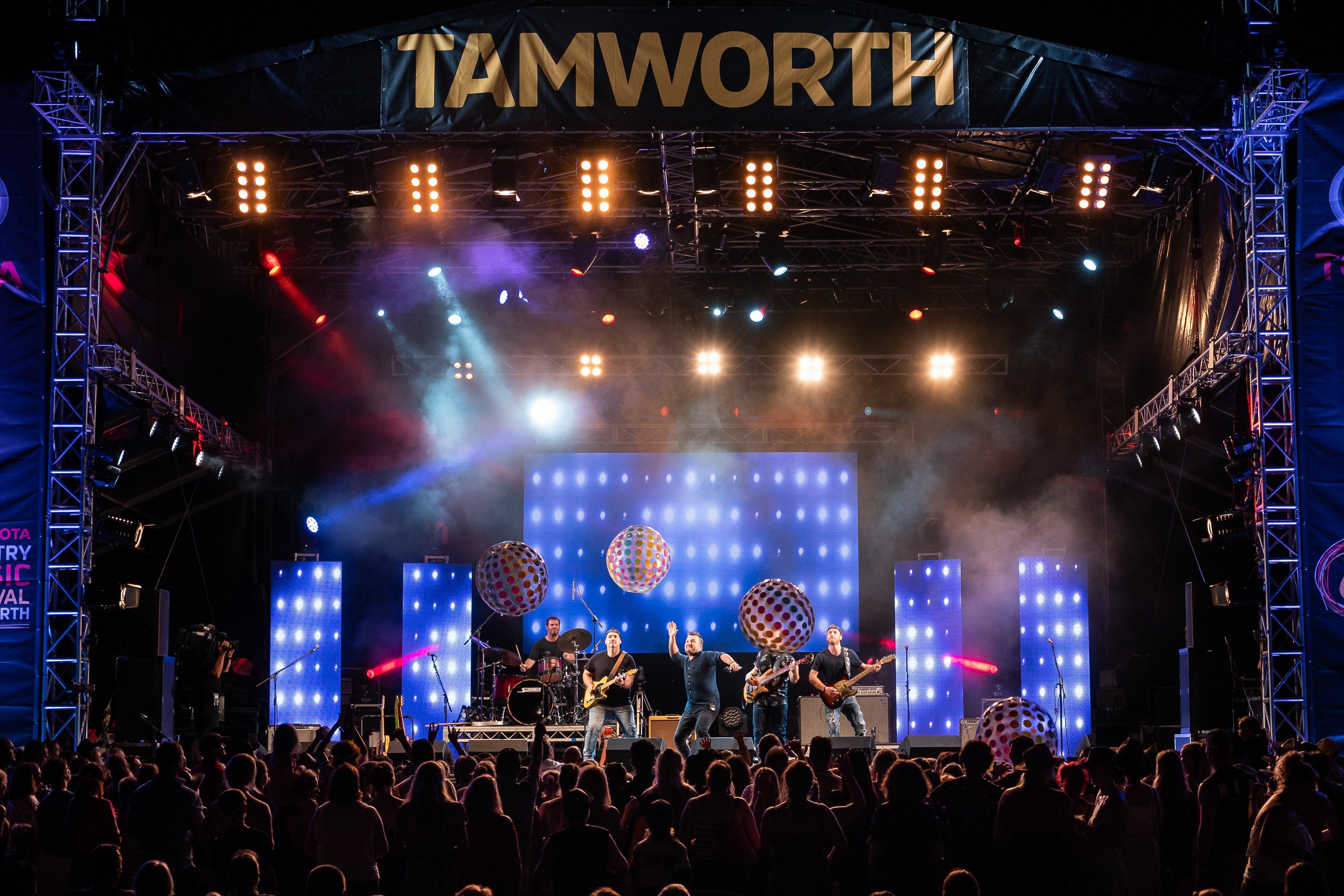 Toyota Country Music Festival Tamworth - Accommodation Kalgoorlie