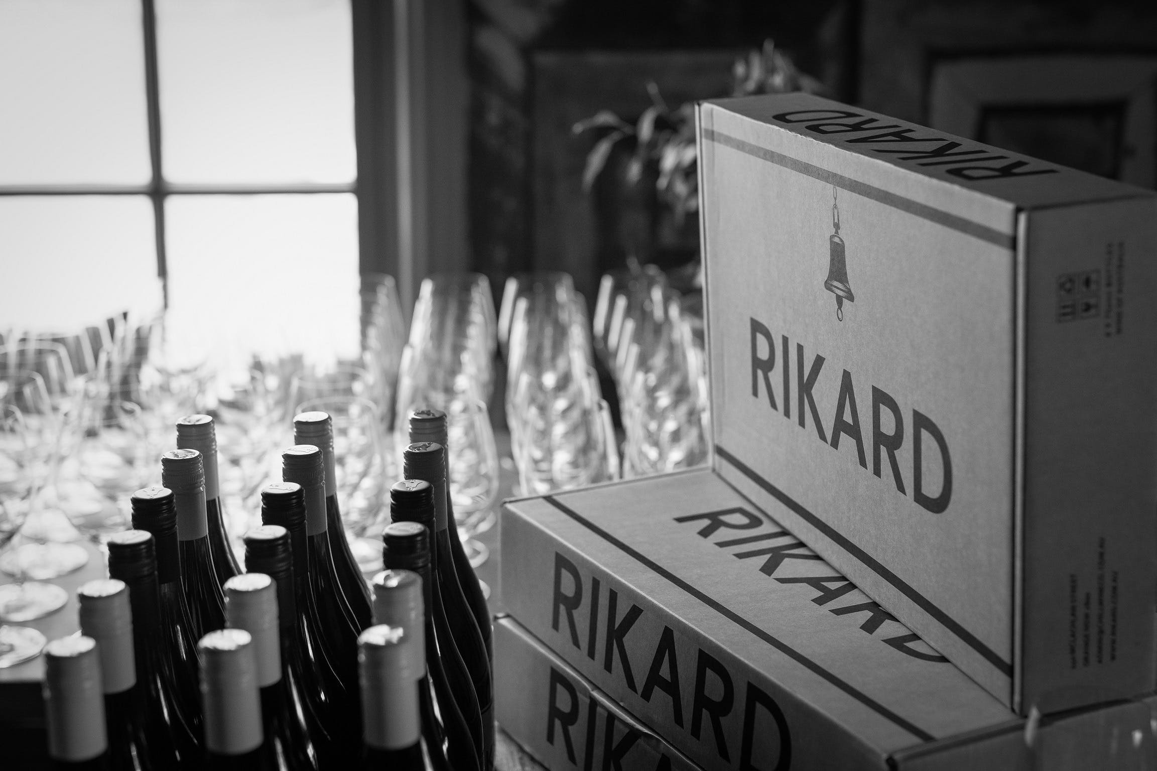 Vin Vertical - Five Years of RIKARD Pinot Noir - Accommodation Kalgoorlie