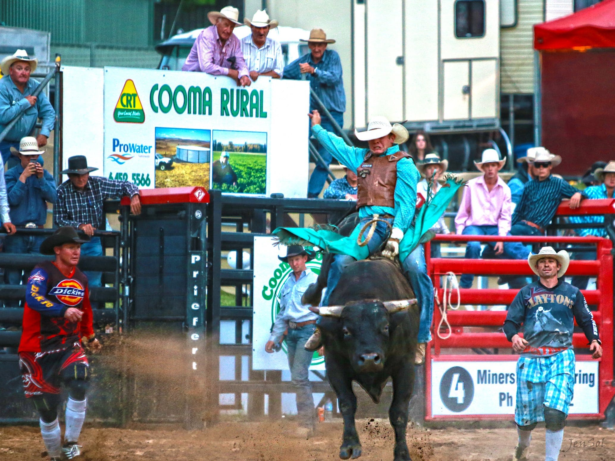 AgriWest Cooma Rodeo - Accommodation Kalgoorlie