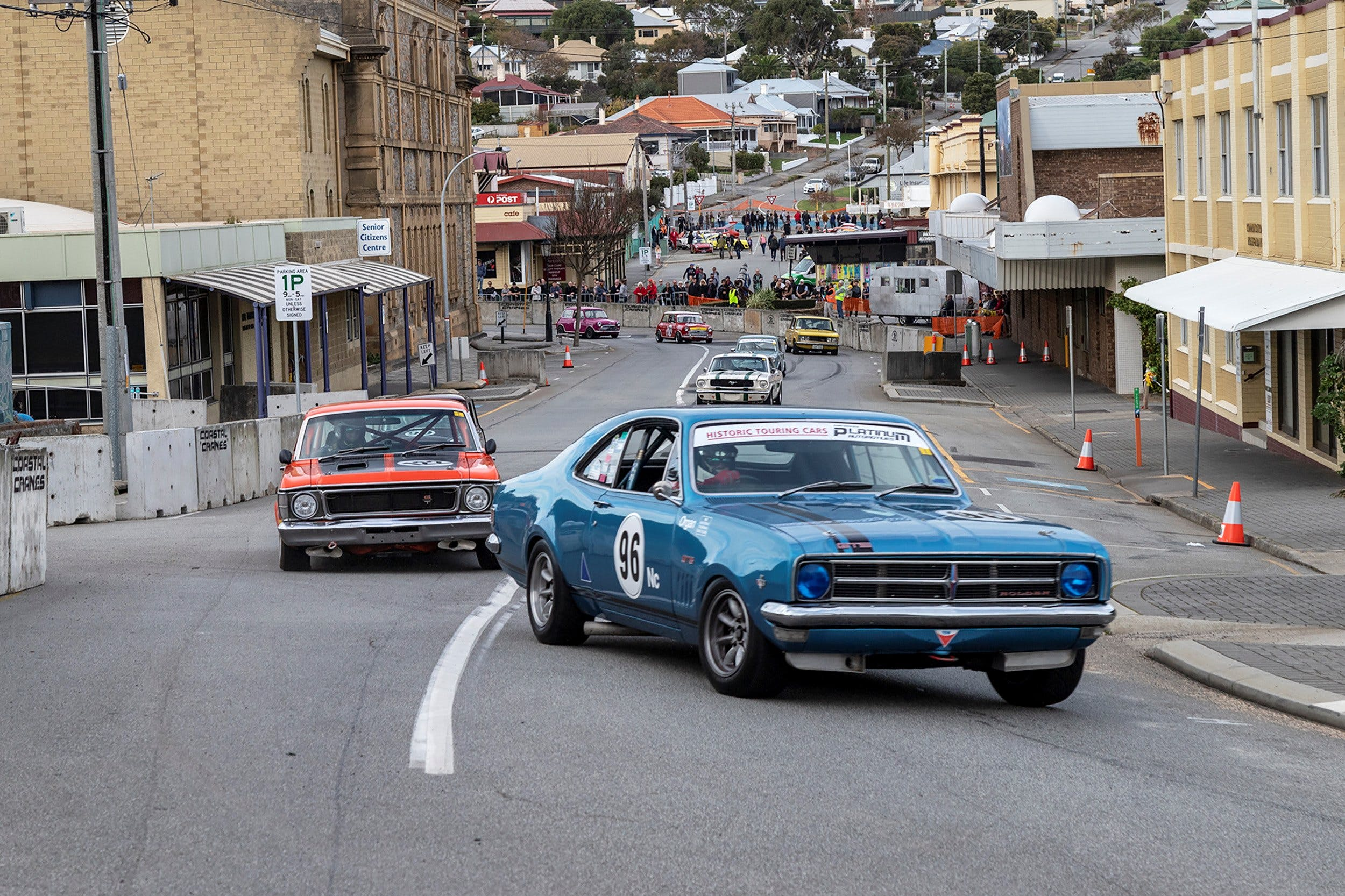 Albany Classic Motor Event - Around the Houses - Accommodation Kalgoorlie