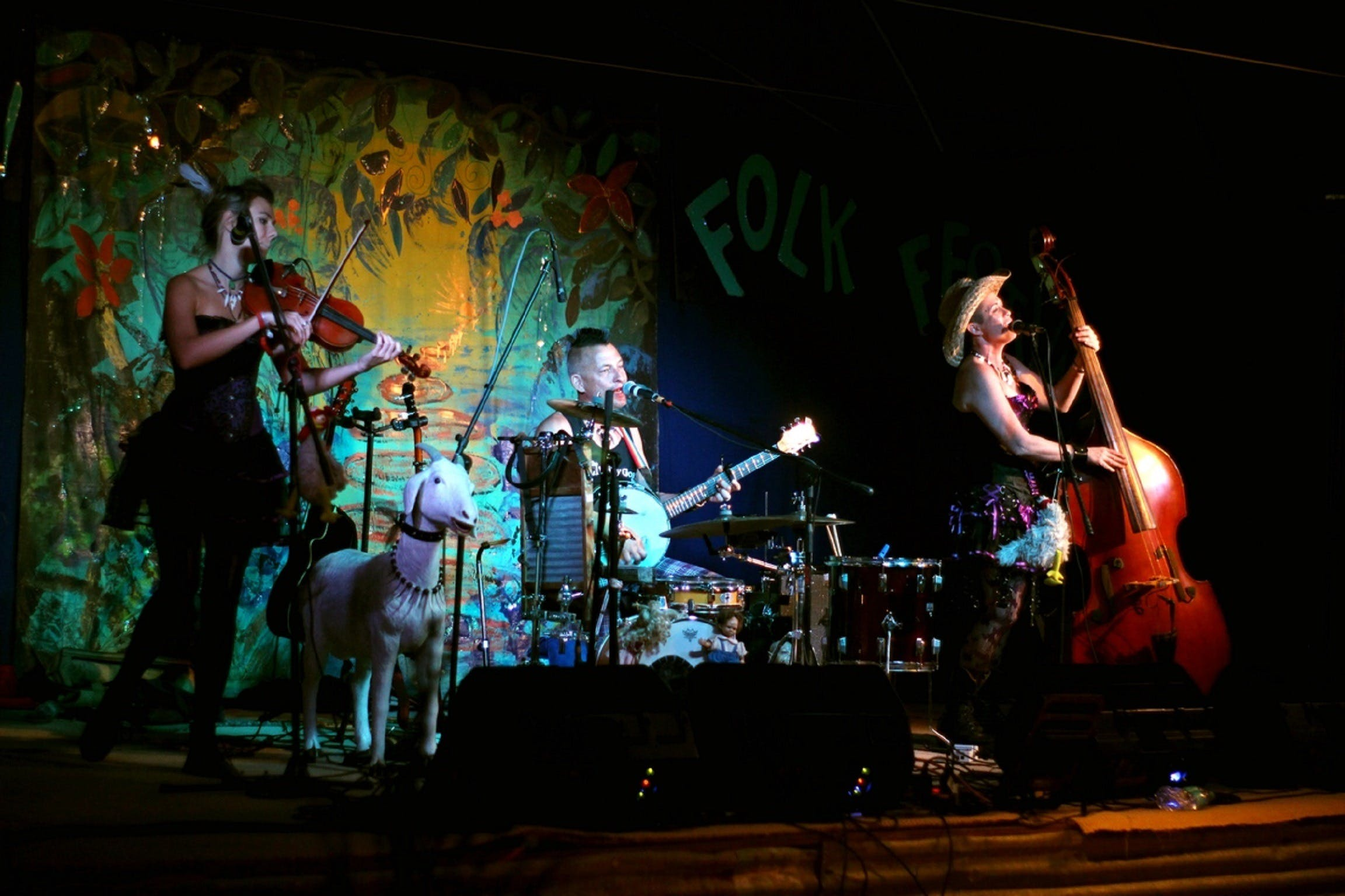 Bony Mountain Folk Festival - Accommodation Kalgoorlie