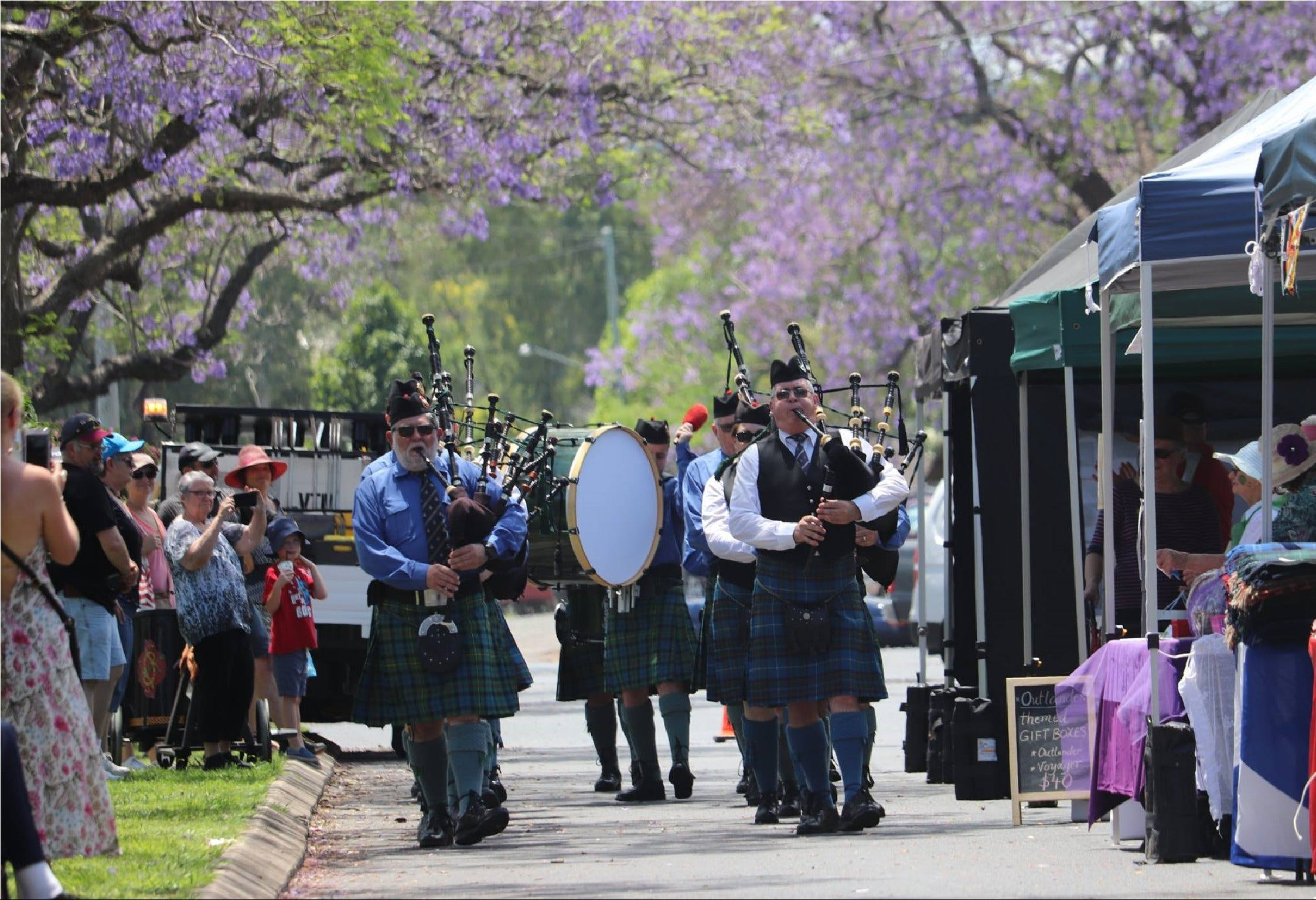 Celtic Festival of Queensland - Accommodation Kalgoorlie
