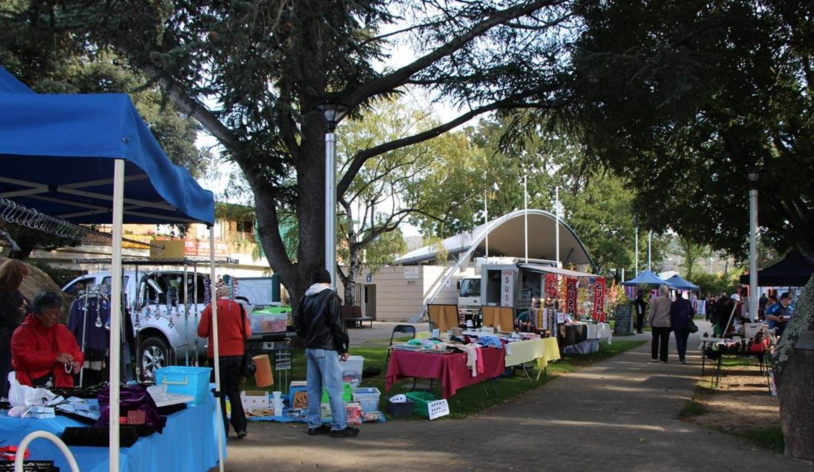 Cooma Rotary Markets - Accommodation Kalgoorlie