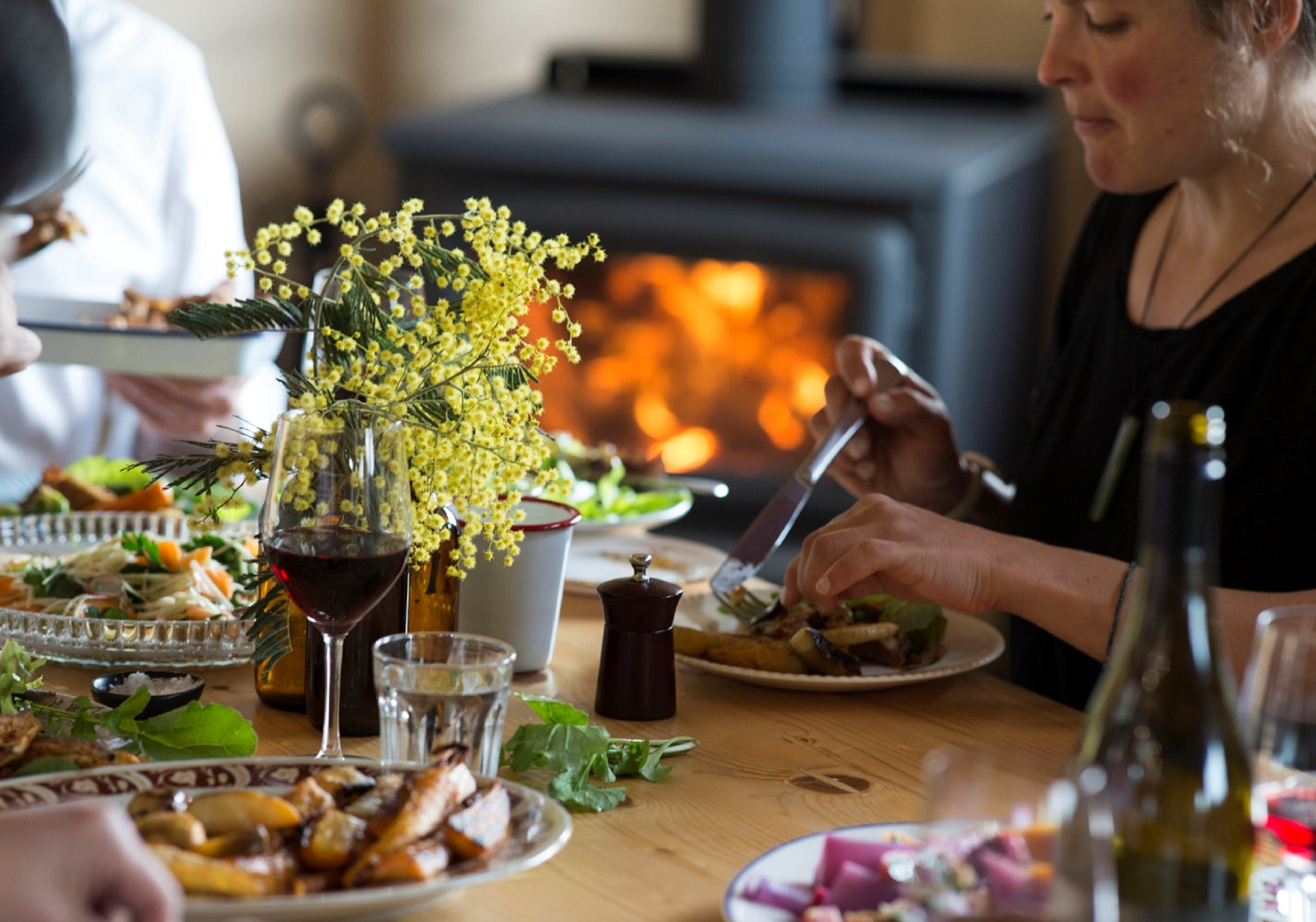 Feast at Fat Pig Farm - Accommodation Kalgoorlie