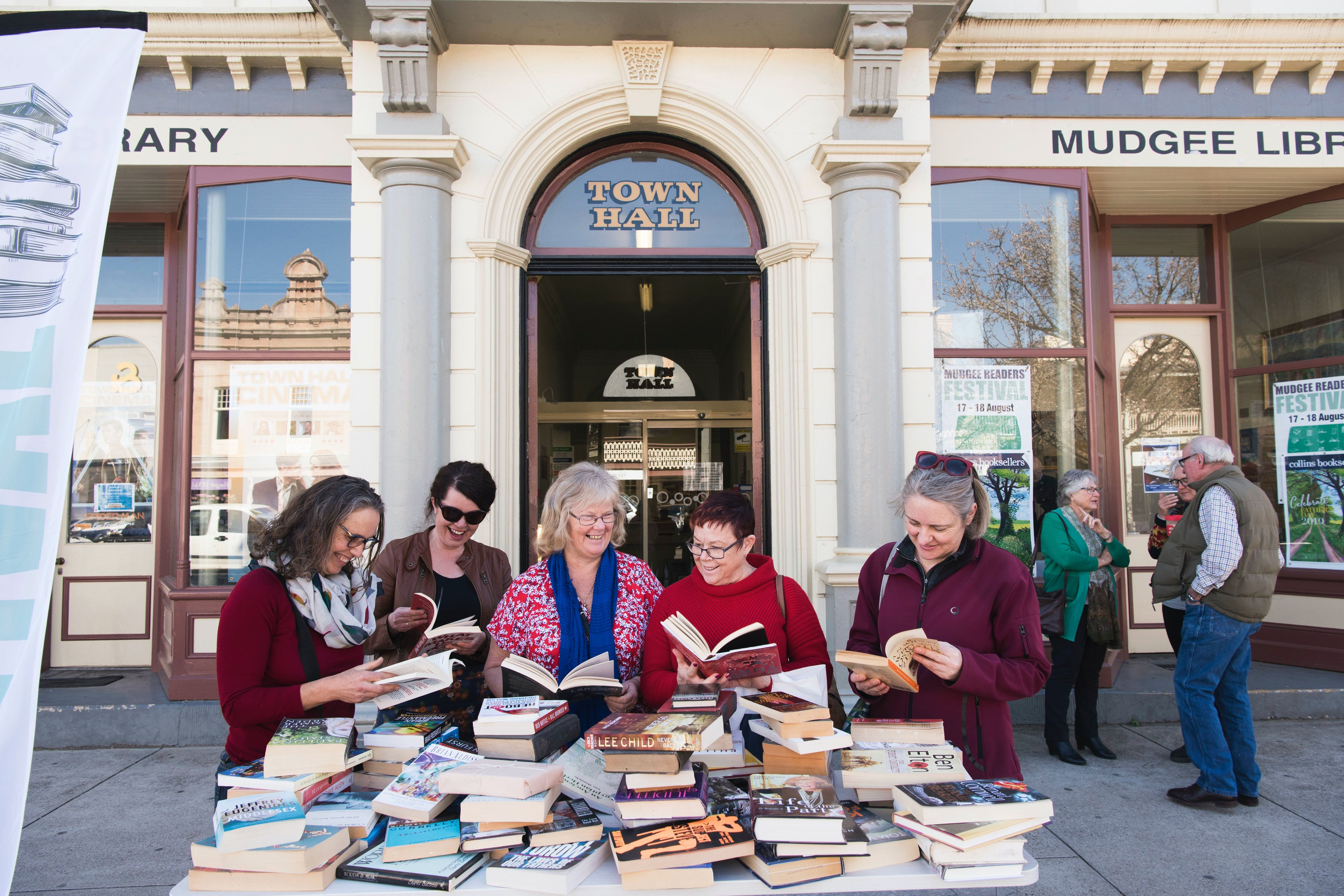 Mudgee Readers' Festival - Accommodation Kalgoorlie