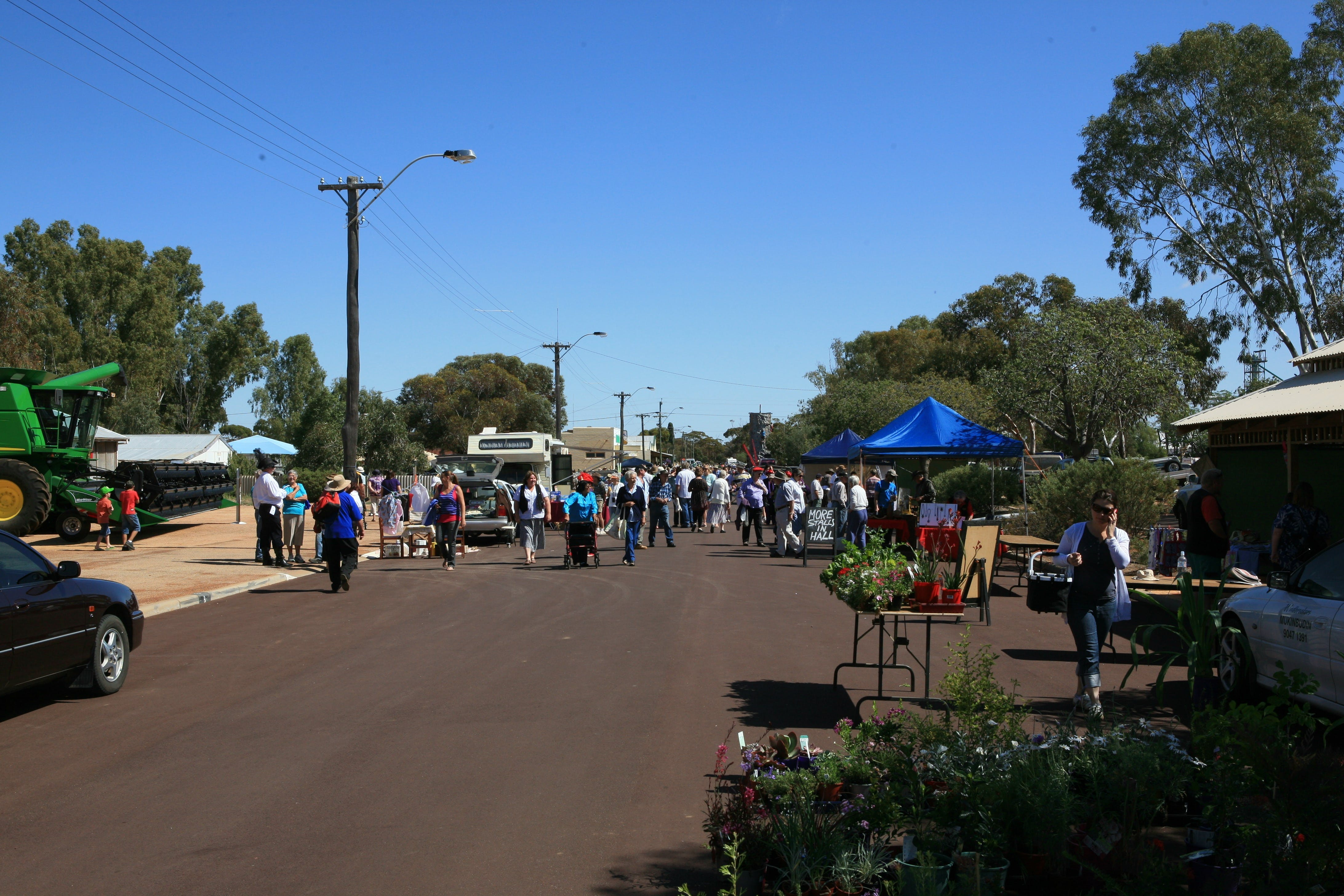 Nungarin Markets - Accommodation Kalgoorlie