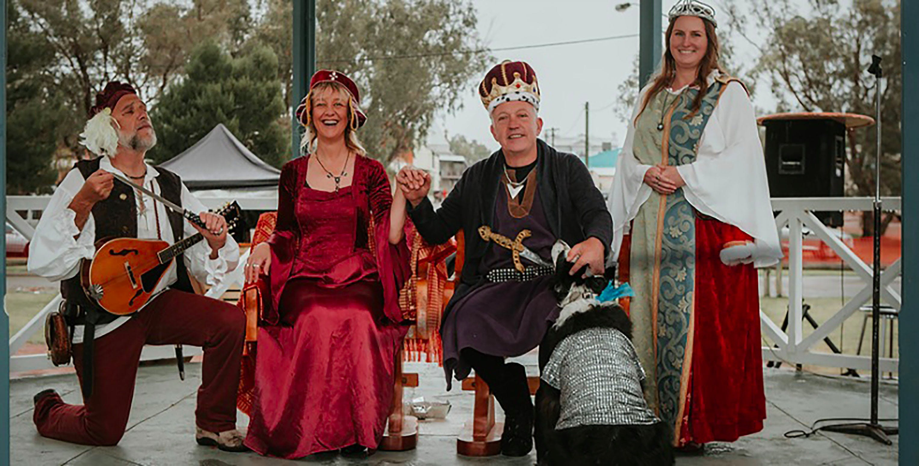 York Medieval Fayre - Accommodation Kalgoorlie