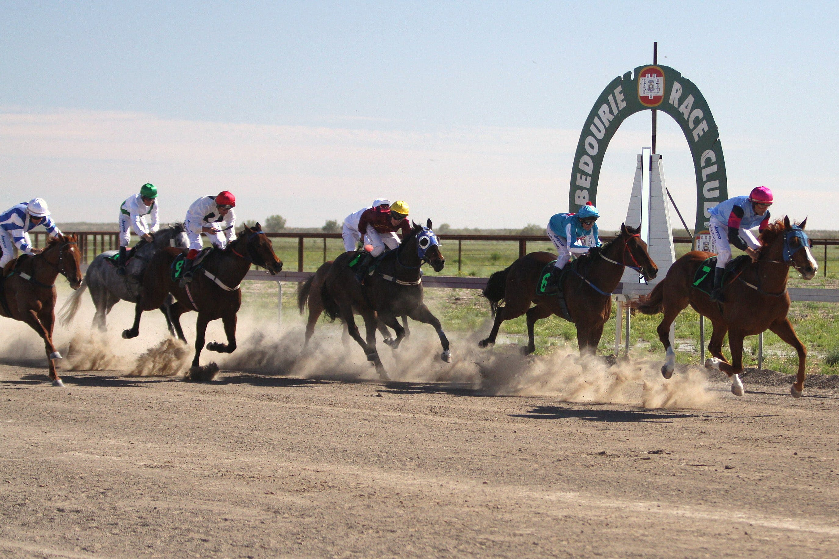 Bedourie Races and Rodeo - Accommodation Kalgoorlie