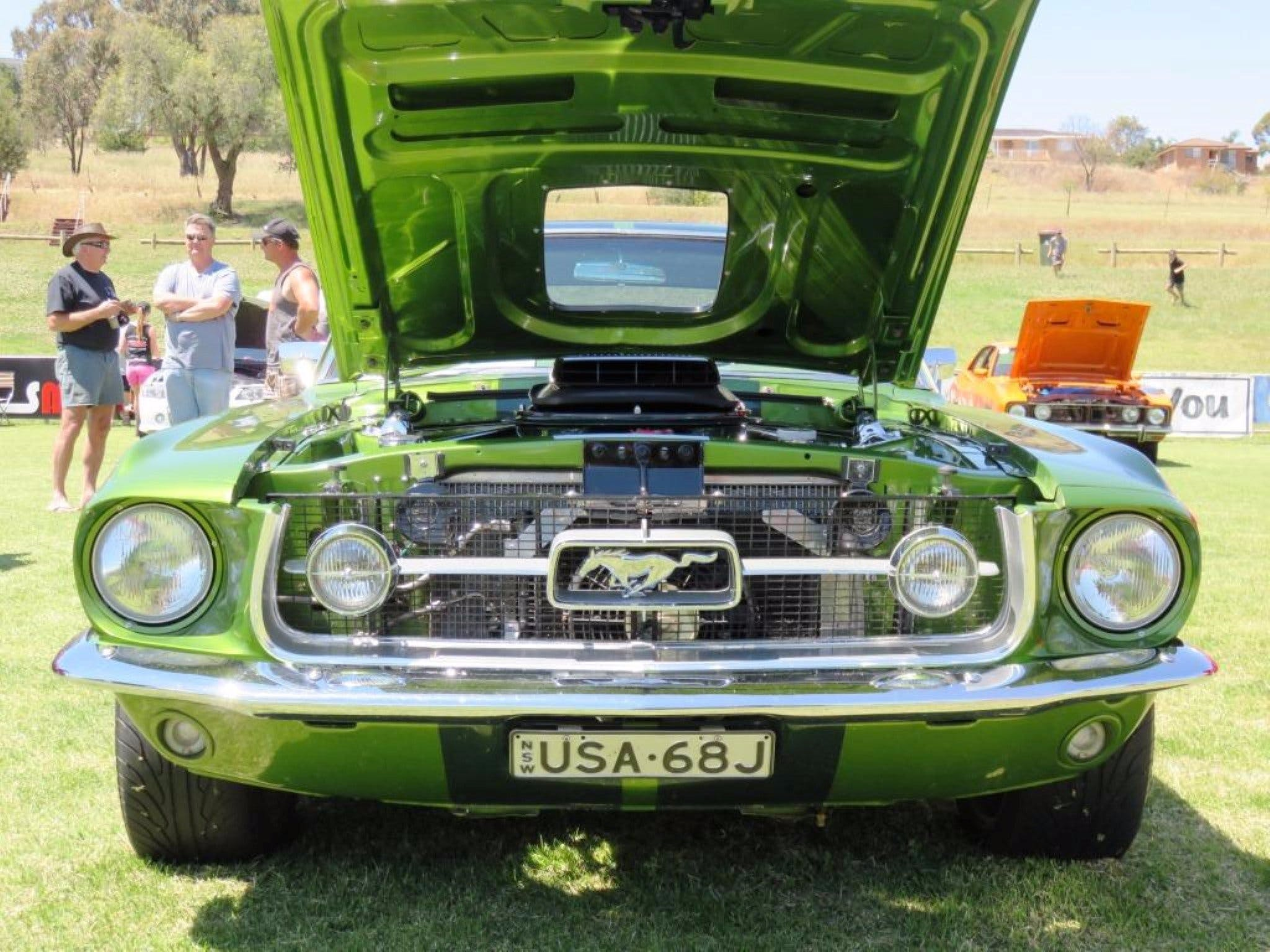 Central West Car Club Charity Show and Shine - Accommodation Kalgoorlie
