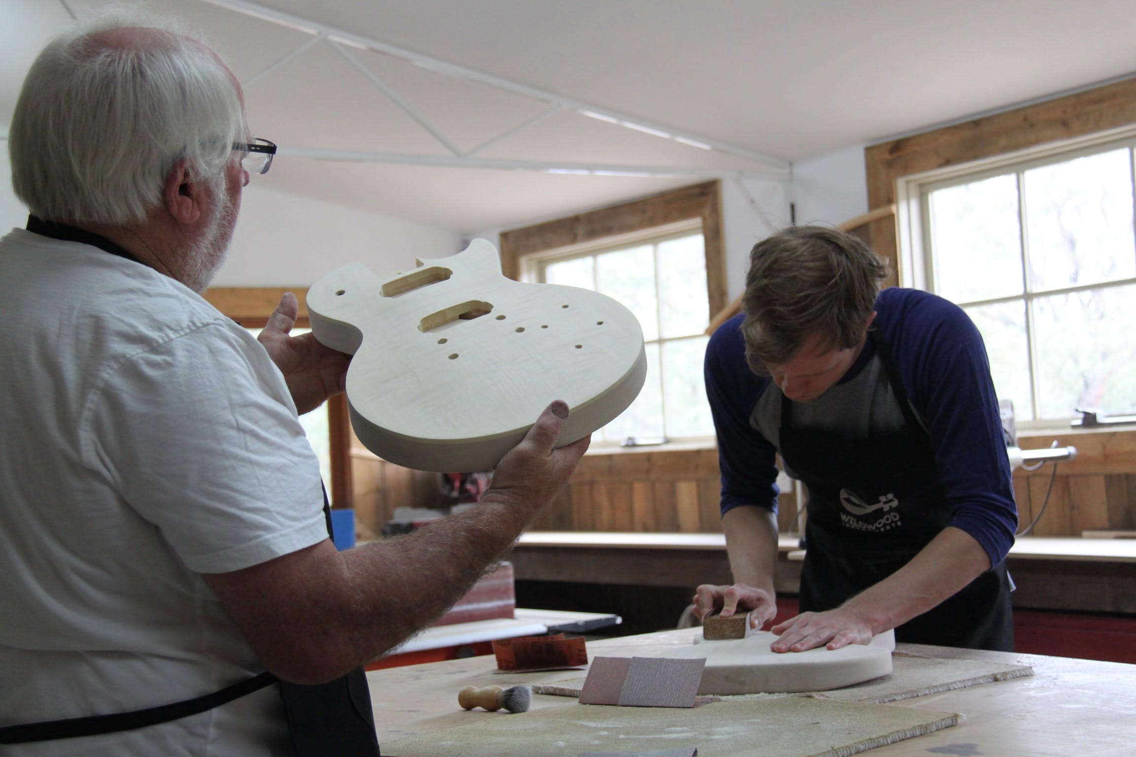 Electric Guitar Making Courses - Accommodation Kalgoorlie